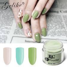 acrylic nails dip powder gel polish manicure chrome dipping nail design diy natural acrylic glitter colors no uv lamp nails with glitter glitter gel nails