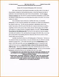 005 Annotated Bibliography Example Template Ideas Unforgettable Apa