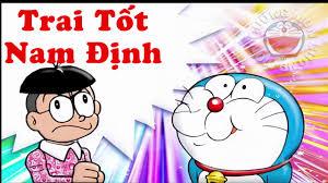 Trai Tốt Nam Định Chế Anh Kết Em Rồi - Khánh Daddy - Hồng Thanh -[Doremon  Hát Chế] - YouTube