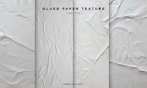Download Paper Free Download Glued Paper Texture Png File