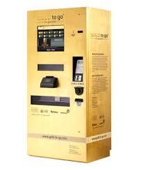 Gold Vending Machine Prices Simple World's Strangest Vending Machines Travel Leisure