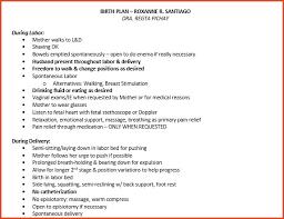 Birth Plan Gorgeous Home Birth Birth Plan Template Elegant Home Birth Birth Plan