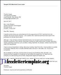 Sample Resume Pdf Delectable Cover Letter For Resume Sample Pdf Resume For Machinist Machinist