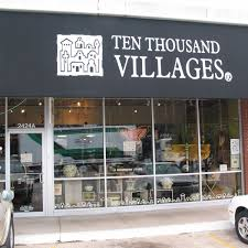 news ten thousand villages houston