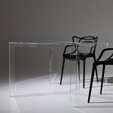Kartell Round Table Buy Kartell Invisible Table Crystal Amara