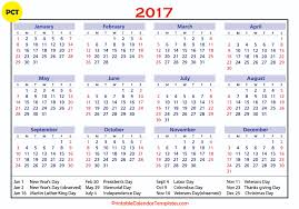 calendar holidays weekly calendar template 2017 calendar holidays