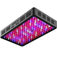 AMMON LED Grow Light 1500W Full Spectrum ... - Amazon.com