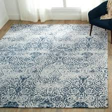 nourison rug damask navy ivory distressed area reviews