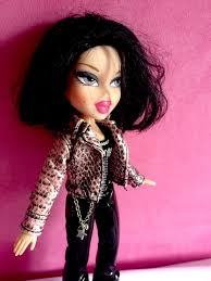 bratz head games rina short black hair doll makeup short black hairstyles bratz