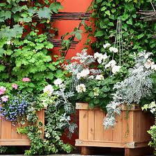 how to build a planter box the home depot