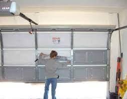 reflective garage door insulation