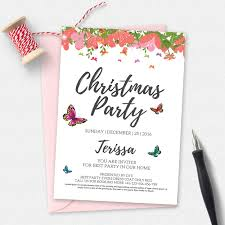 holiday party invitation template invitation templates on christmas party invitation template