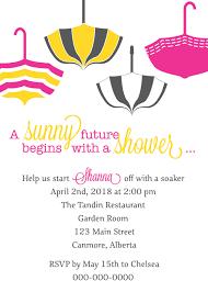 Sample Bridal Shower Invitations Marialonghi Com