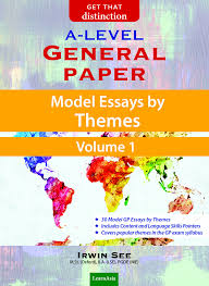 marketasia books a level general paper model essays by themes  a level general paper model essays by themes volume 1