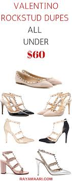 Where To Buy Designer Shoes For Less High Quality Valentino Rockstud Dupes Shoes From 30