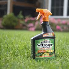 Image For Lawns Spectracide Weed Stop For Lawns Plus Crabgrass Killer