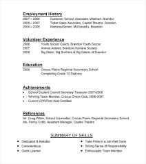 Resume Examples For Cashier Cashier Resume Objective Resume Samples