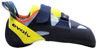 Evolv Shoe Size Chart Evolv Shakra Climbing Shoe