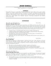 Kitchen Hand Resume Kitchen Resume Samples Tfei Info