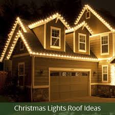 christmas house lighting ideas. ideas for hanging christmas lights across the roof house lighting