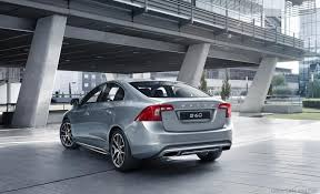 volvo s60 2015 silver. volvo s60 facelifted u0026 featuring a refreshed facade 2015 silver