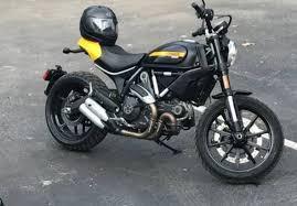 2016 ducati scrambler full throttle in houston tx