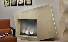 unique stone design fireplace mantel shelf ideas