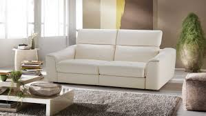 Italian Living Room Furniture Leather Fabric Or Microfiber Sofa Attesa Italian Living Room