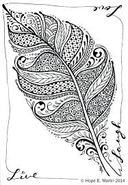 Feather Coloring Pages Turkey Coloring Pages Free With Feather Color