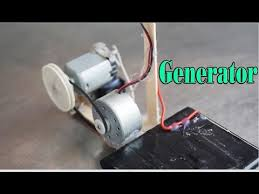 Homemade generator Electric Youtube How To Make Generator At Home Easy Homemade Youtube
