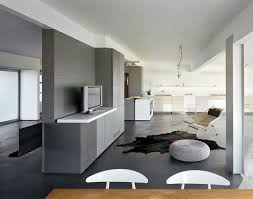 ultra modern living room. Ultramodern Living Room With Matching Floor And Cabinetry Modern-living-room Ultra Modern
