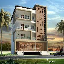 Studio Apartment Elevations Ideas Design  Decorating Ideas - Modern apartment building facade