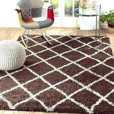 round throw rug target supreme diamond brown white area rugs heated black and beige threshold home rug gray brown rugs target round area