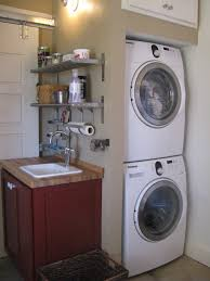 Very Small Laundry Room Small Laundry Room Ideas Stackable Washer Dryer