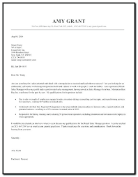 Retail Sales Executive Resume Sample Cover Letter For Sales Executive