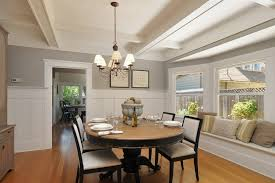back to ideas on wainscoting dining room