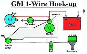 one wire alternator wiring diagram bestharleylinks info 1988 ford l8000 wiring diagram how altenators work remarkable e wire alternator wiring diagram ford 8000