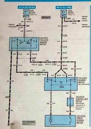 free auto wiring diagram 1978 1986 ford bronco tailgate window 79 ford ignition switch wiring at 1979 Bronco Wiring Diagram
