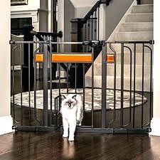 wooden dog gate wooden dog gate with door dog gates extra wide fences pet design