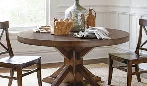black dining room table pottery barn. benchwright pedestal dining table pottery barn contemporary room set in black v