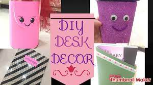 how to decorate your study table for