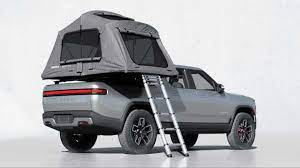 These Leaked Rivian R1T And R1S Accessories