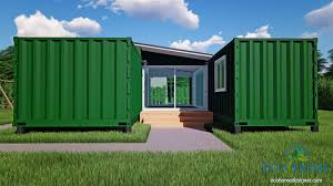 shipping container office plans. SCH15 2 X 40ft Container Home Plan With Breezeway Shipping Office Plans
