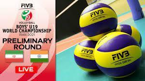 IRI vs. IND - Full Match   Group Phase   Boys U19 World Champs 2021 -  YouTube