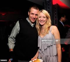 Keith Duncan and Polly Bryant attend the NFL and Verizon 2010 NFL... News  Photo - Getty Images