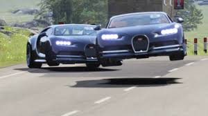 The modern car is, according to bugatti, a reinterpretation of the original. Bugatti Vision Gt Cockpit Vs Bugatti Chiron Battle At Highlands Bugatti Chiron Bugatti Cockpit