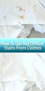 rust stains from washing machine how what causes rust stains on clothes from washing machine