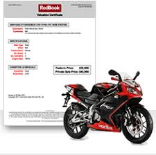 bike valuation certificates motorcycle values motorcycle