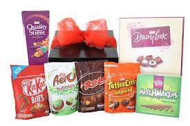 nestle chocolate gift box
