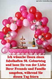Alles Gute Zum 50 Geburtstag 50 Geburtstagswünsche Sprüche